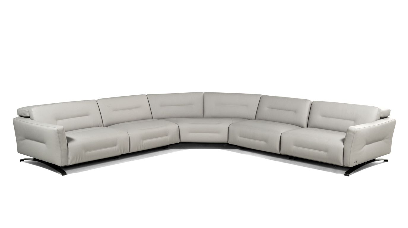 Intervalle modular sofa roche bobois for Sofa lit cuir