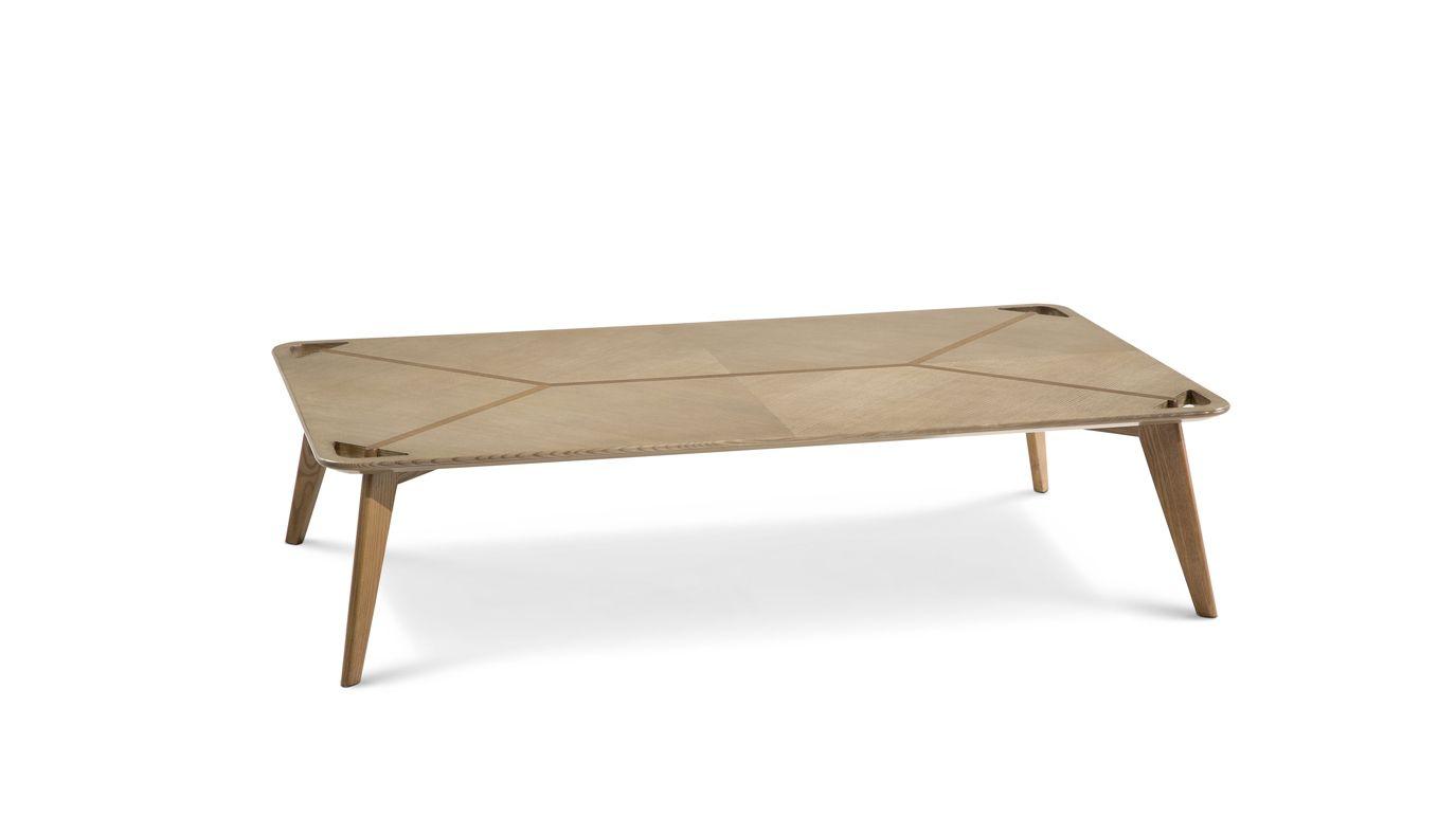 Diagonale end table nouveaux classiques collection - Table basse verre roche bobois ...