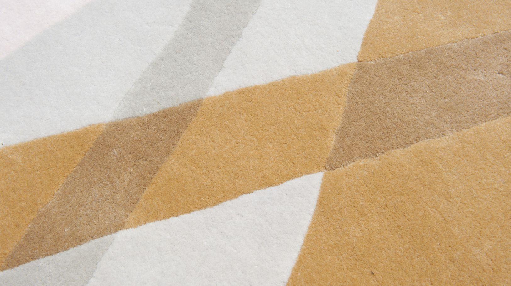 Paris paname paris paname round rug roche bobois for Tapis contemporain roche bobois