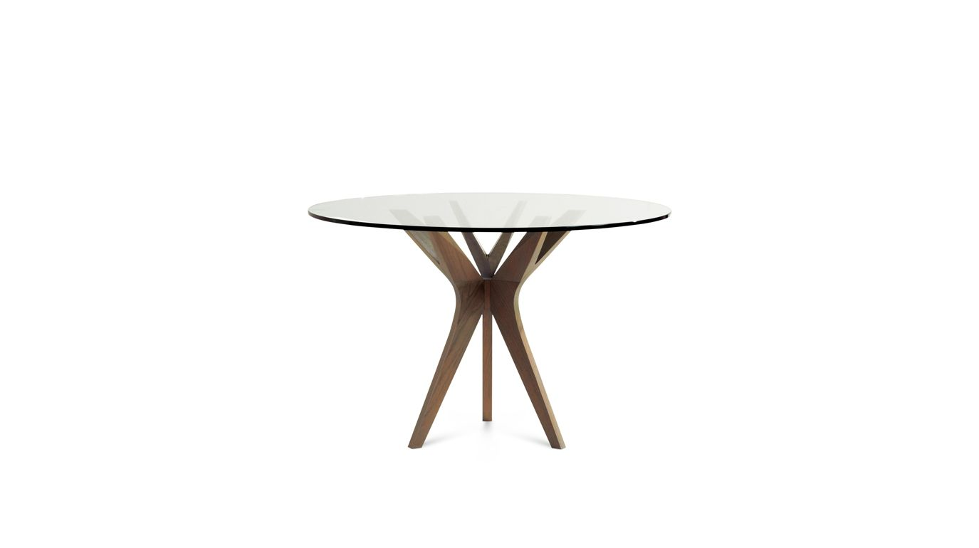 Aster Pedestal Table Consoles Occasional Furniture
