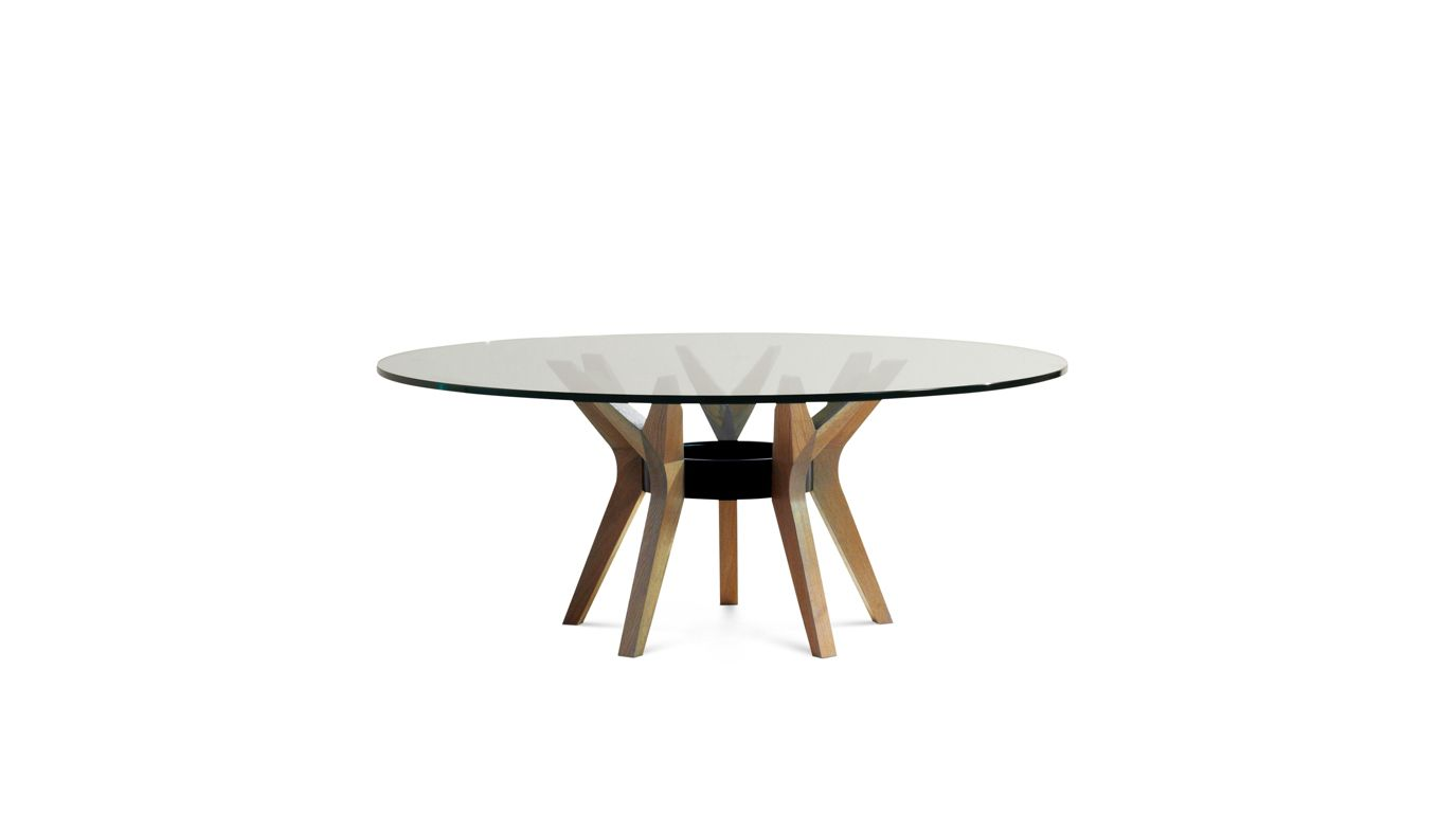 Aster Pedestal Table Roche Bobois