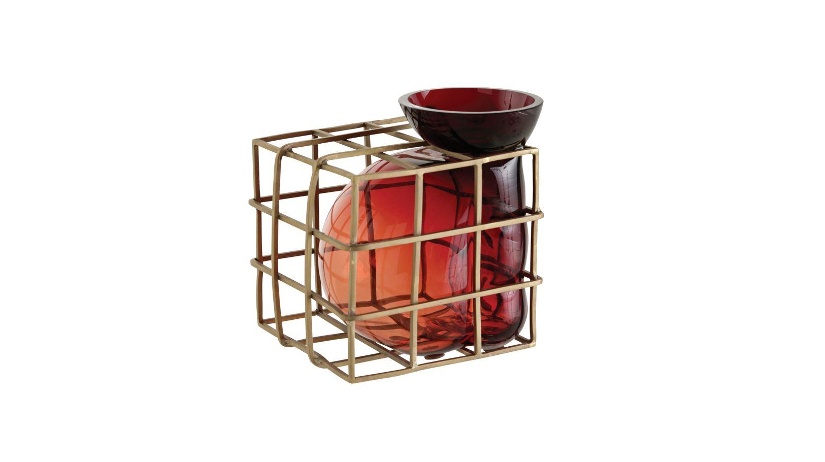 Trapped Vase Roche Bobois