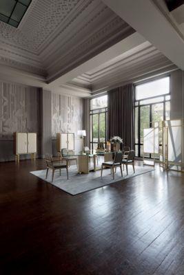 Table Salle A Manger Design Roche Bobois #15: Mesa De Comedor - Sobre De Cristal. PARIS PANAME
