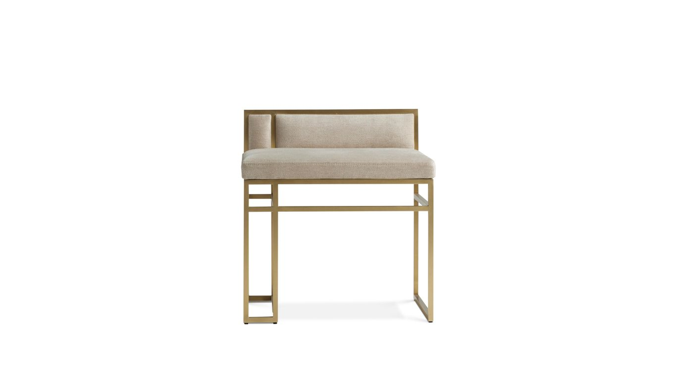 CHAIRS, STOOLS, BENCHES: all Roche Bobois products