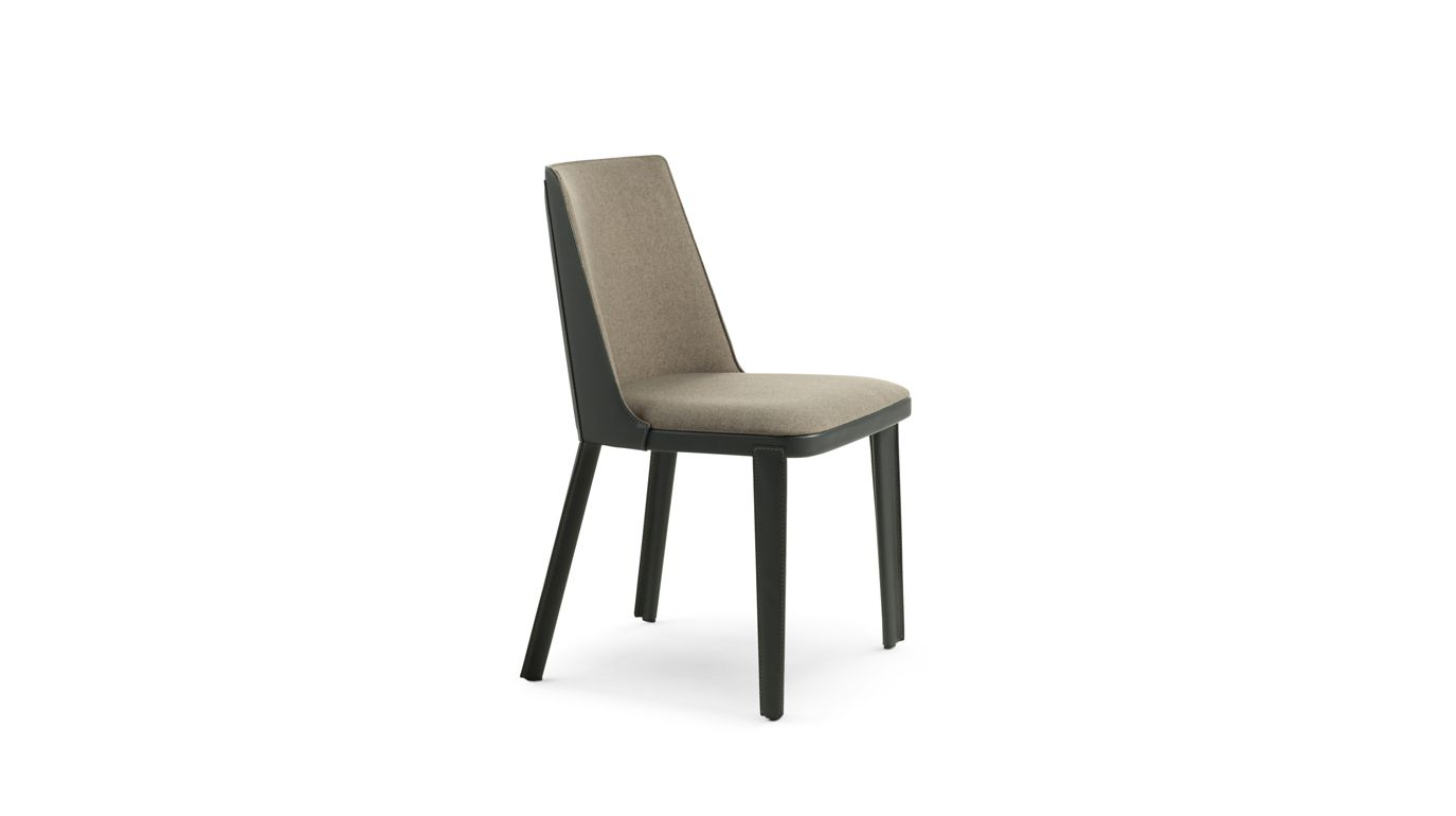 Corset chair roche bobois for Chaise roche bobois