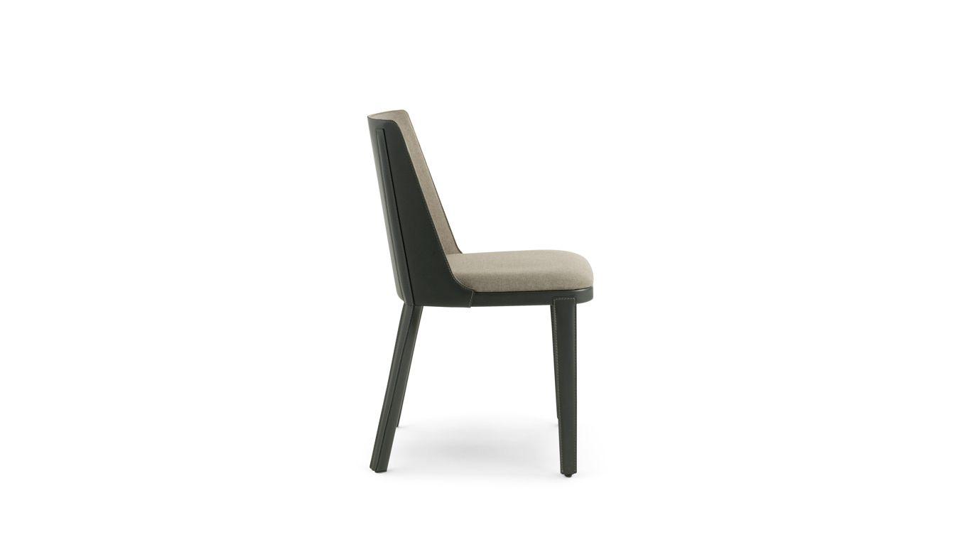 Chaise corset roche bobois - Chaise roche bobois cuir ...