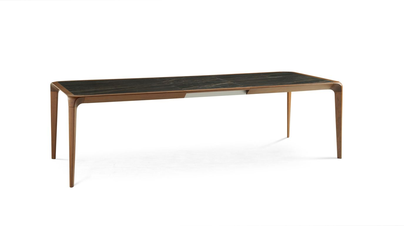 Brio dining table roche bobois - Table ovale marbre roche bobois ...