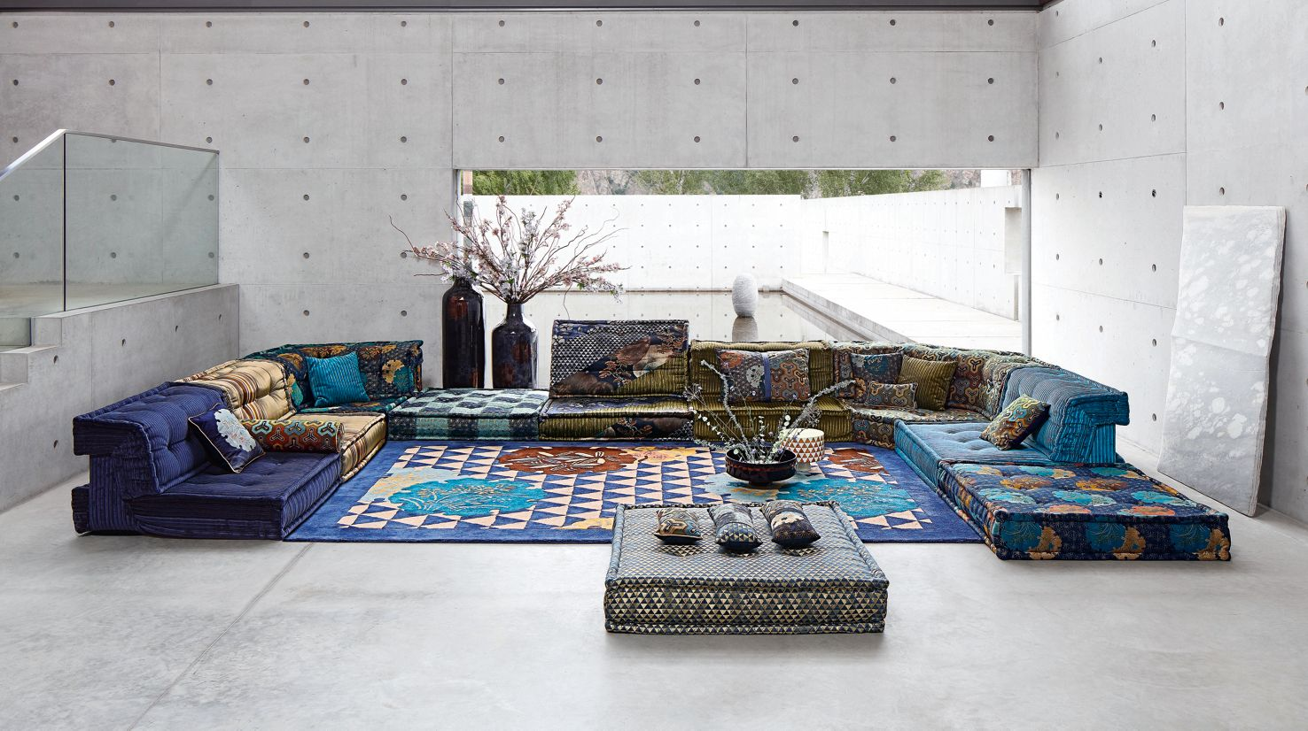 Collection Kenzo Takada All Roche Bobois Products