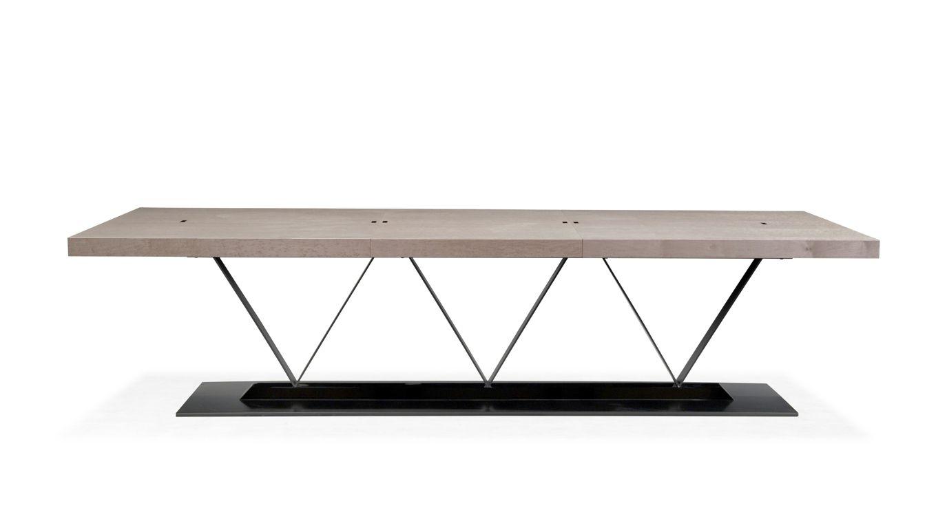 statis table repas roche bobois. Black Bedroom Furniture Sets. Home Design Ideas