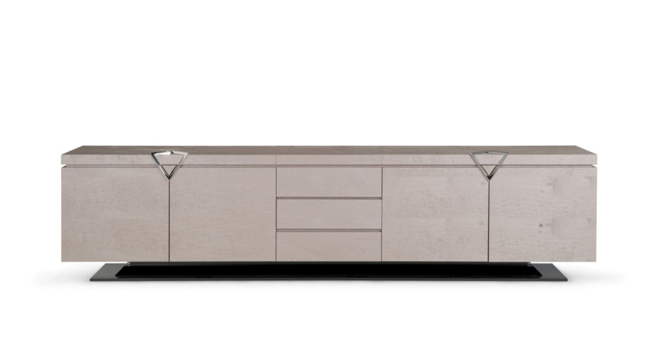statis sideboard roche bobois. Black Bedroom Furniture Sets. Home Design Ideas