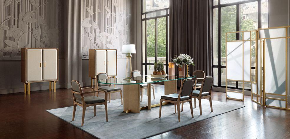 tendances automne hiver 2017 roche bobois. Black Bedroom Furniture Sets. Home Design Ideas
