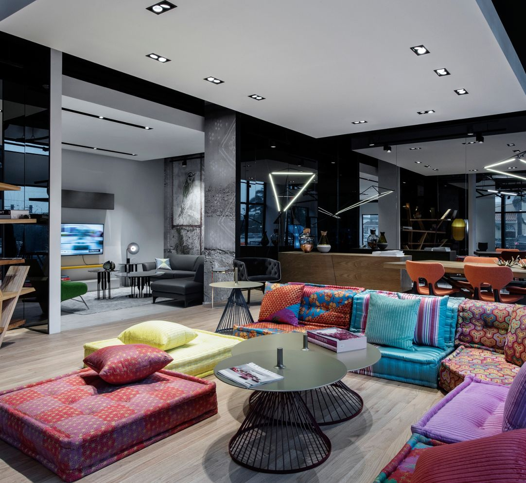 Roche Bobois Showroom Fl Miami Design District Fl 33137