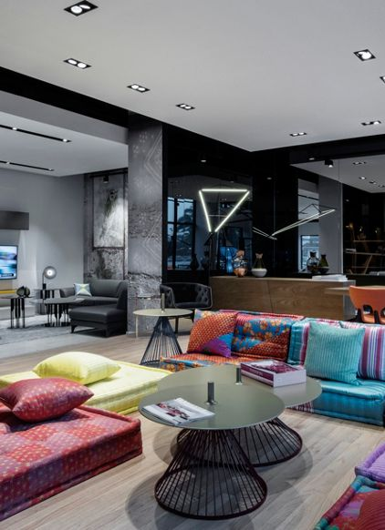 Roche Bobois showroom FL - Miami - Design District (Miami FL 33137)
