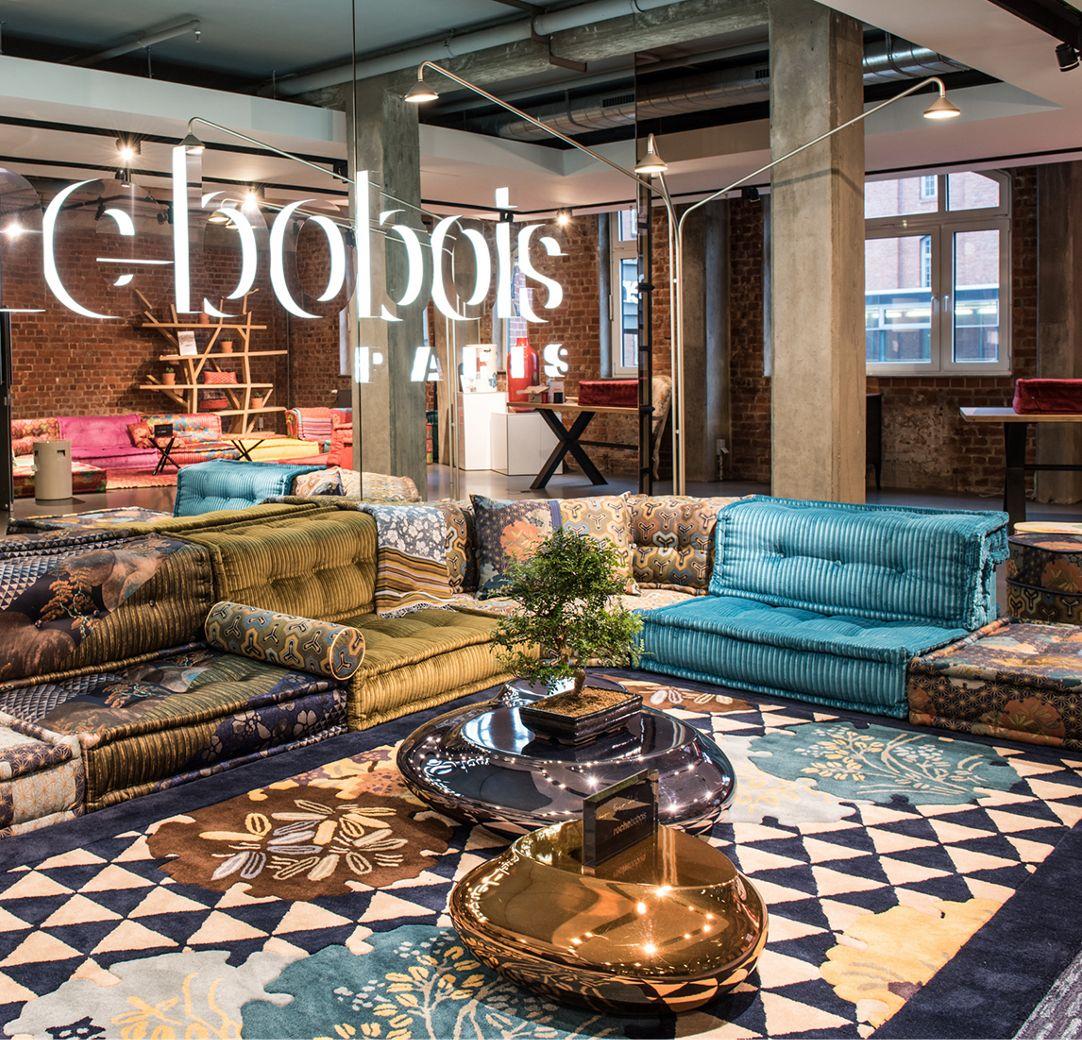 Roche Bobois Showroom Hamburg Stilwerk 22767