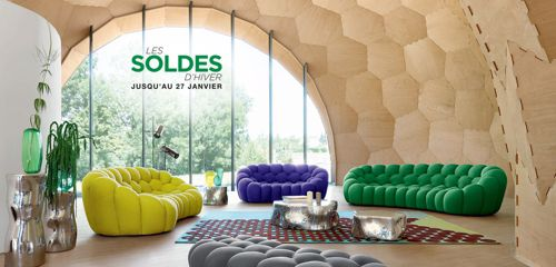 Roche bobois d coration meubles canap s design - Roche bobois soldes 2017 ...