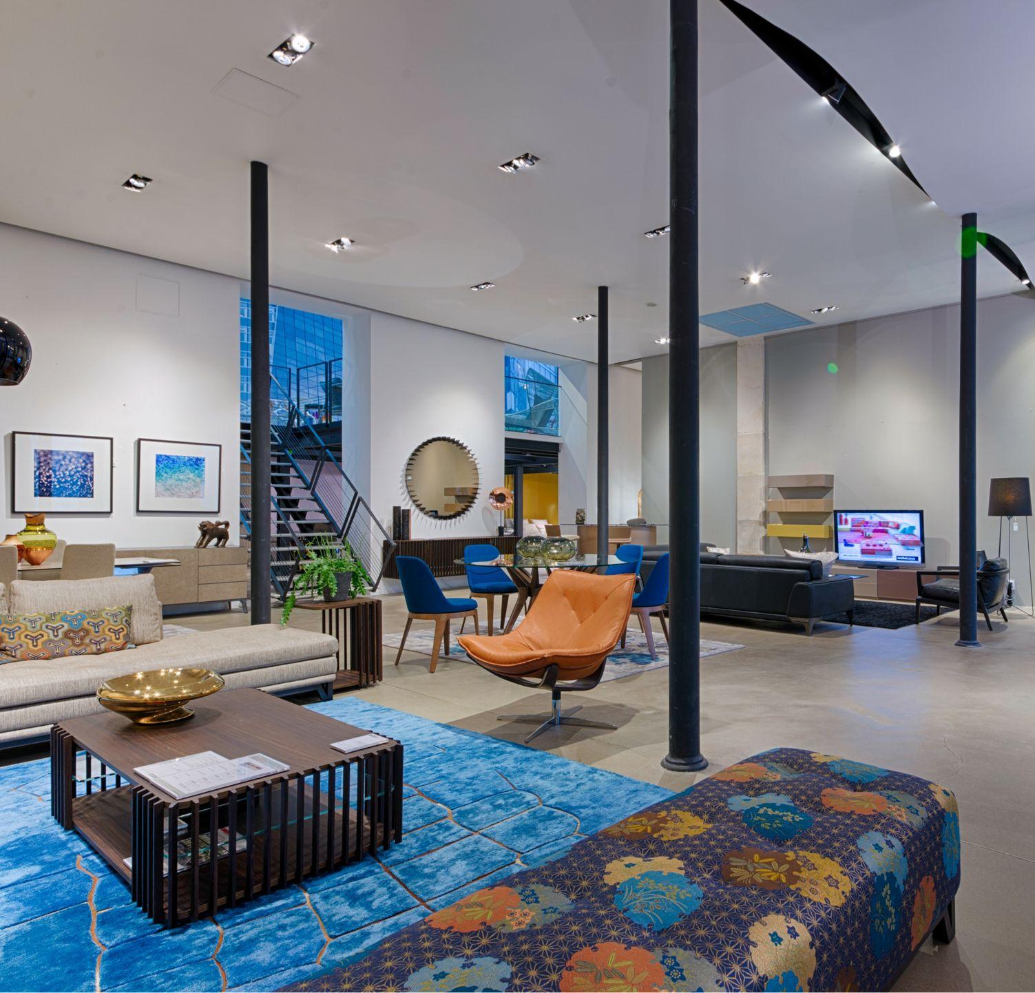 negozio roche bobois paris 12 contemporains 75012. Black Bedroom Furniture Sets. Home Design Ideas