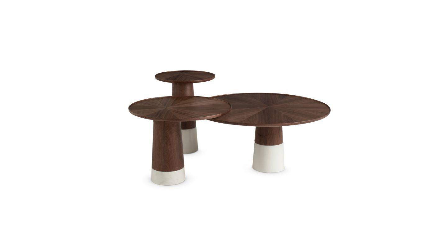 Colorado end table roche bobois - Prix table basse roche bobois ...