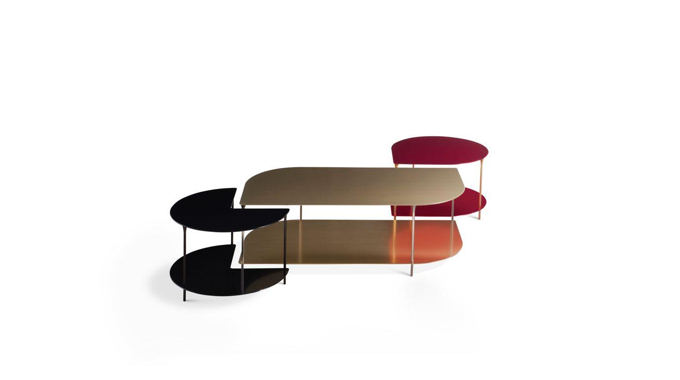 small xl table basse roche bobois. Black Bedroom Furniture Sets. Home Design Ideas