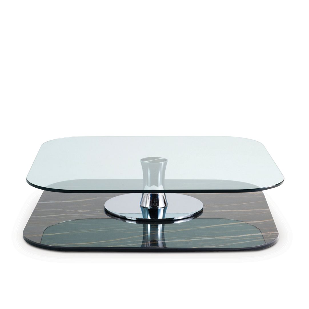 Curling Ceramique Table Basse Roche Bobois