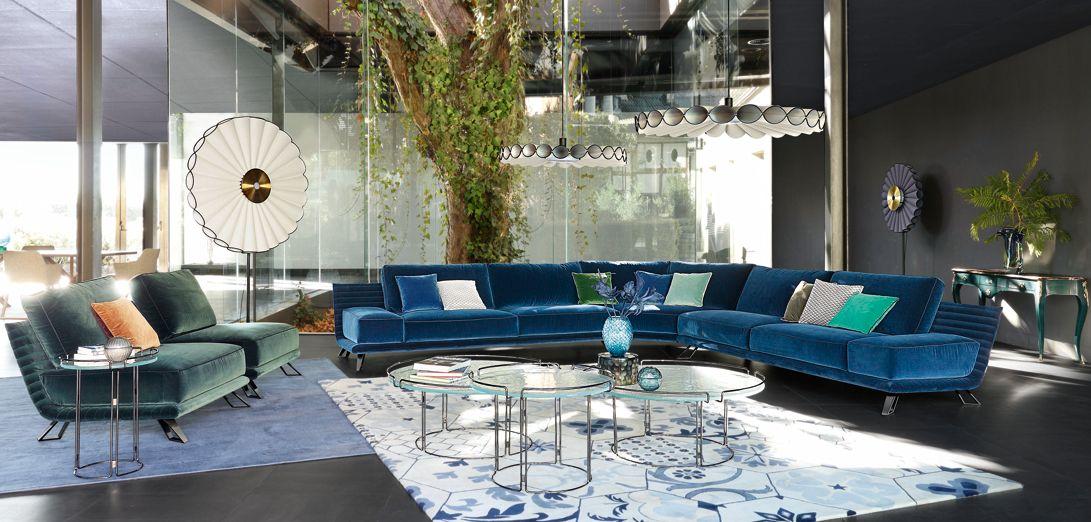 voyage immobile design studio roche bobois - Interior Furniture Designs