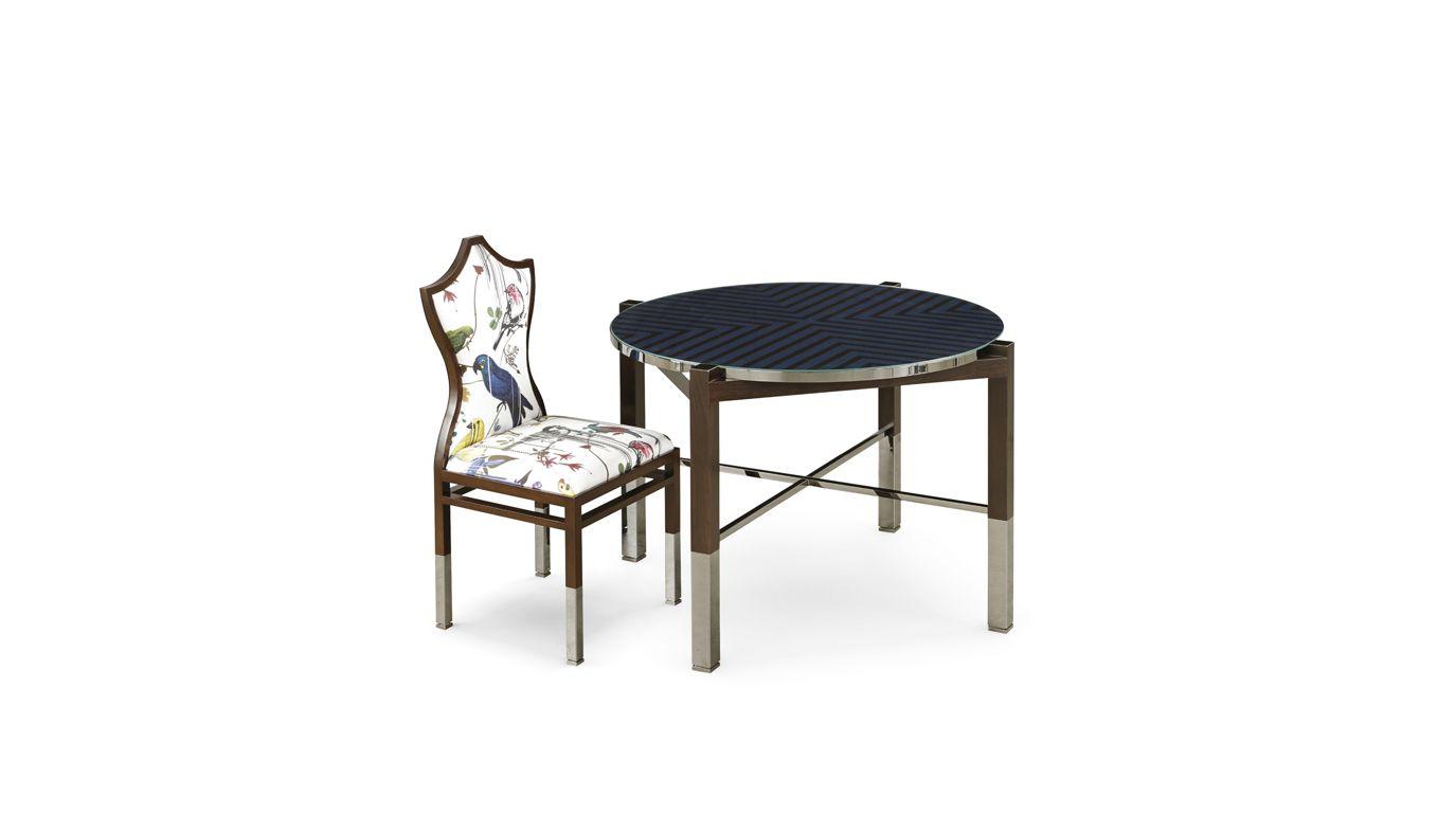 maison lacroix finition onyx game table nouveaux. Black Bedroom Furniture Sets. Home Design Ideas