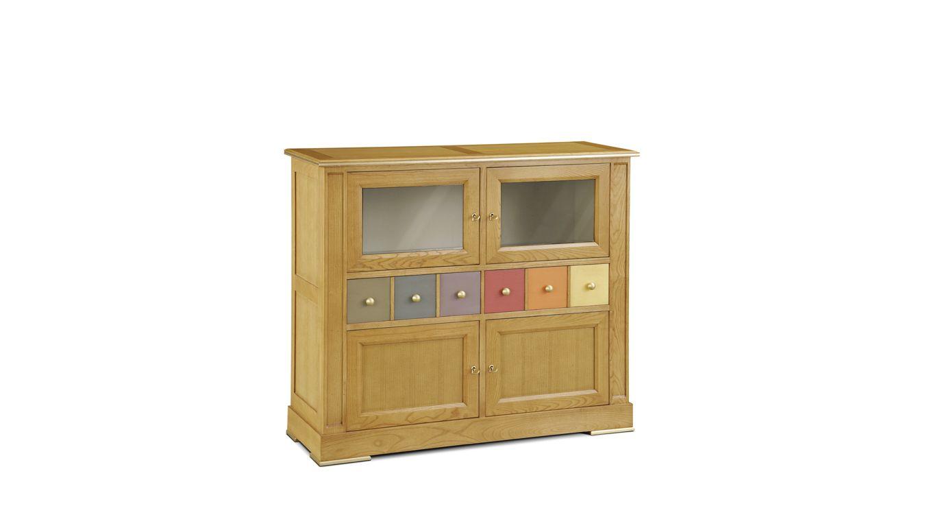 coupole meuble d 39 appui collection nouveaux classiques roche bobois. Black Bedroom Furniture Sets. Home Design Ideas