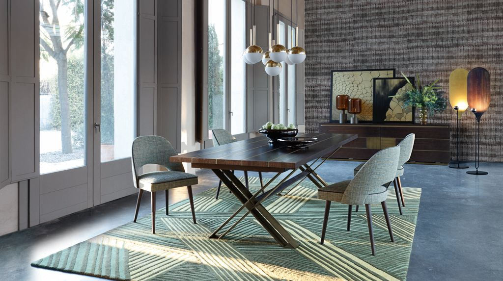 modern contemporary dining room furniture. ALLIANCE  design Michel Goineau Roche Bobois Paris Interior Contemporary furniture