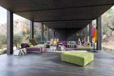 Roche bobois décoration meubles canapés design