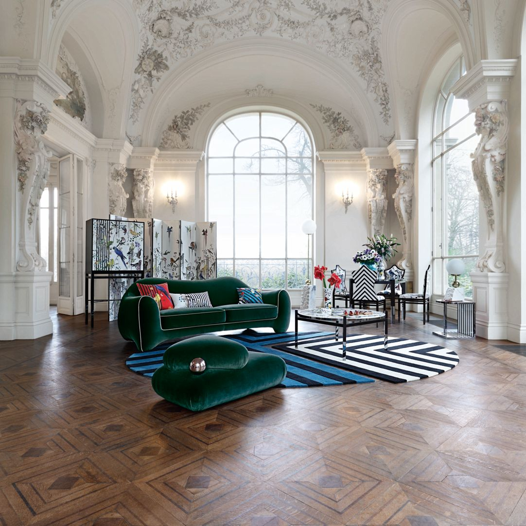 MAISON LACROIX 3-sitzer Sofa (Kollektion \'Nouveaux Classiques ...