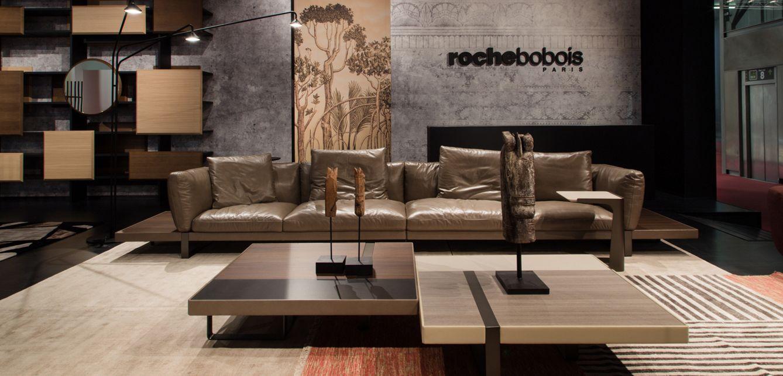 feria de mil n 2018 roche bobois. Black Bedroom Furniture Sets. Home Design Ideas