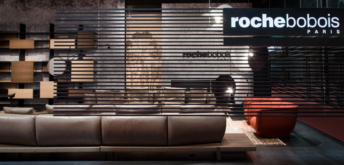 salone internazionale del mobile di milano 2018 roche bobois. Black Bedroom Furniture Sets. Home Design Ideas