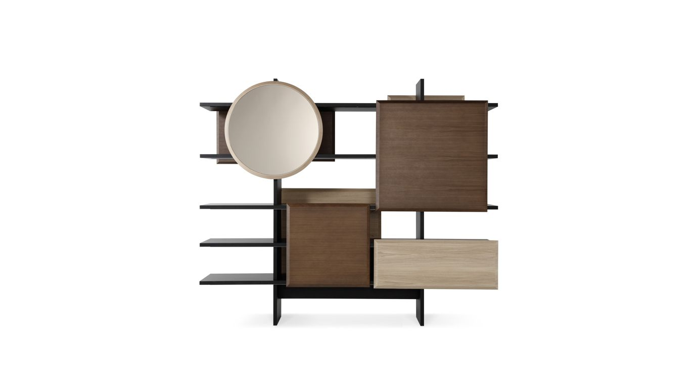 cerf volant corner composition roche bobois. Black Bedroom Furniture Sets. Home Design Ideas