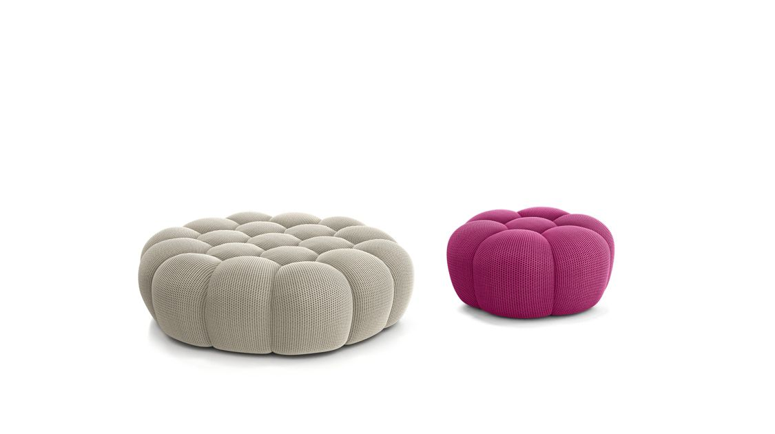 bubble pouf roche bobois. Black Bedroom Furniture Sets. Home Design Ideas