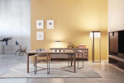 Tavoli Da Pranzo Design : Tavolo da pranzo avalon v in legno massello nativo italia