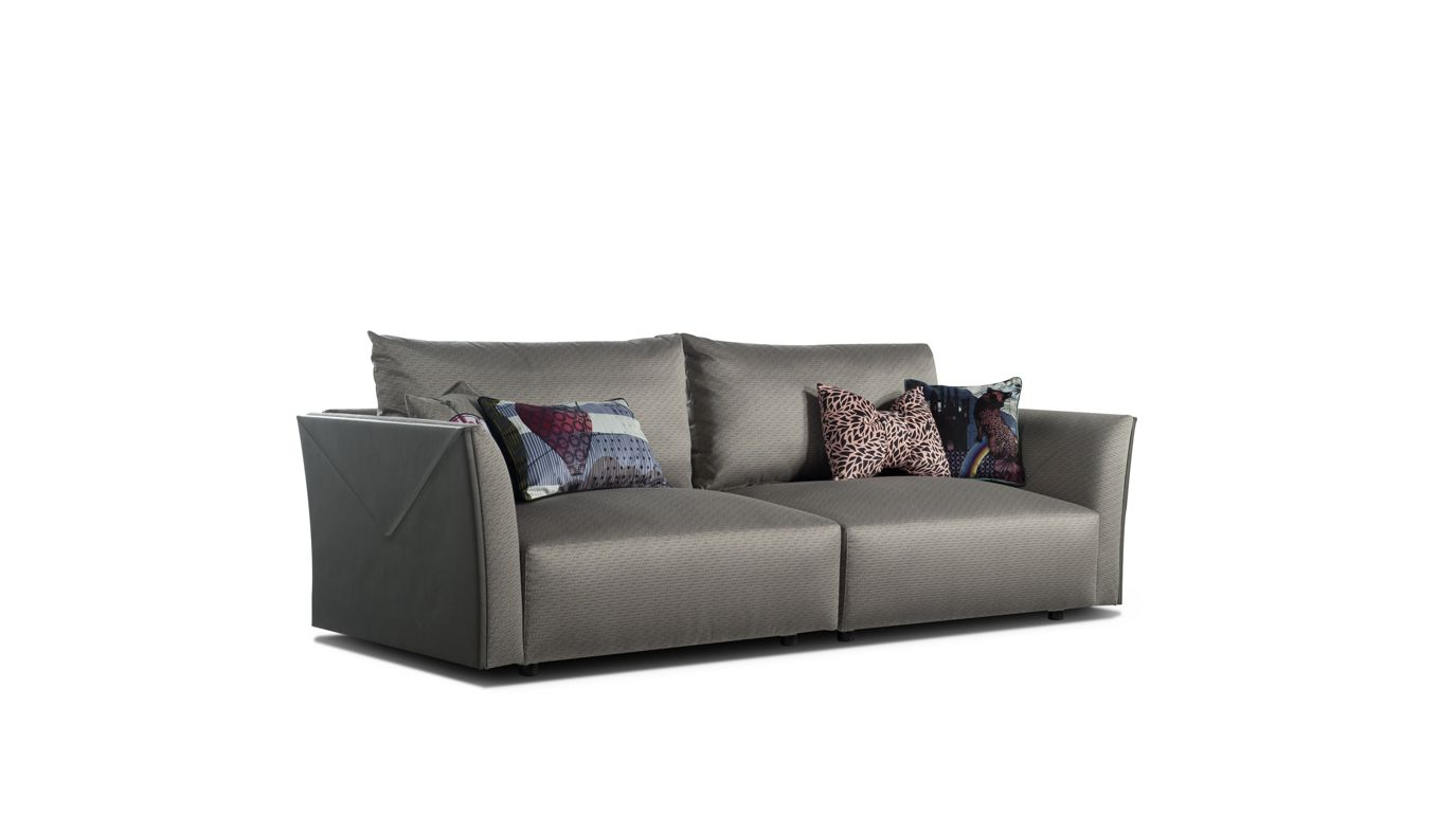 cerf volant gro es sofa 3 sitz roche bobois. Black Bedroom Furniture Sets. Home Design Ideas