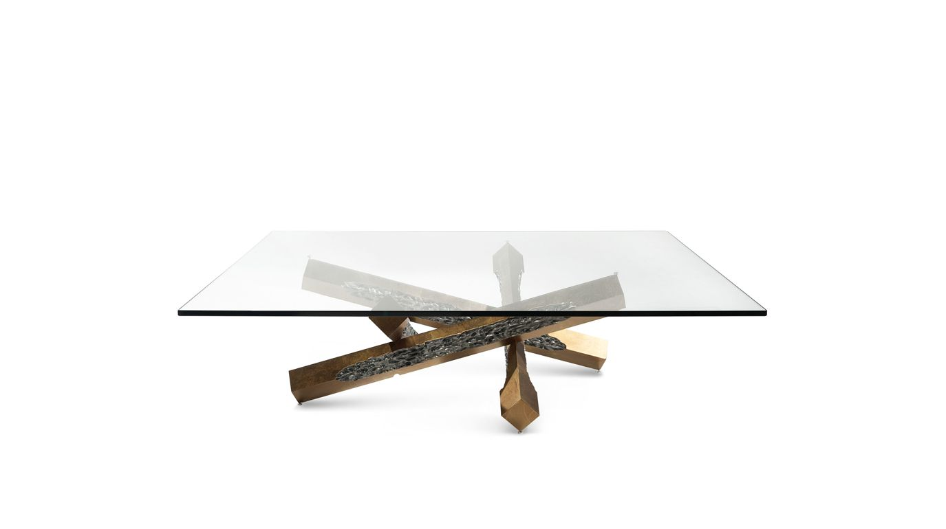 Table Bobois Fuego Fuego Roche Basse CdsrBthQx
