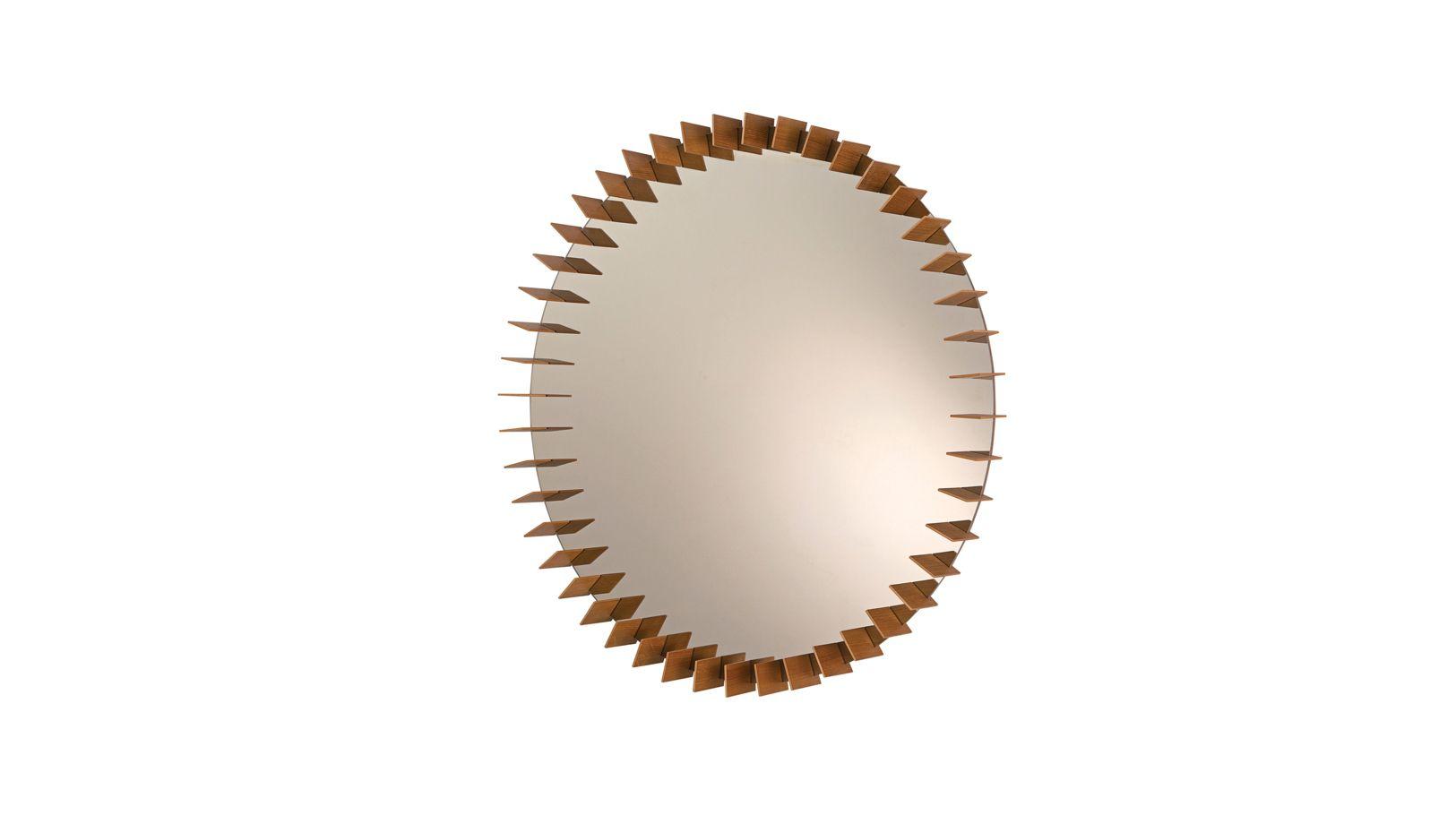Turbine miroir roche bobois for Miroir design roche bobois