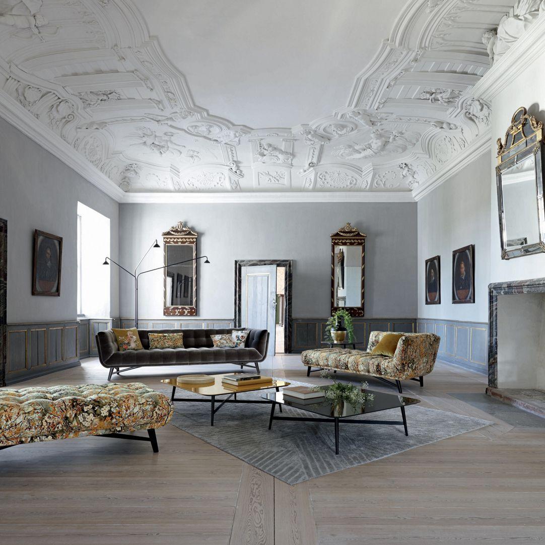 PROFILE Großes 4-Sitzer-Sofa (Kollektion \'Nouveaux Classiques ...