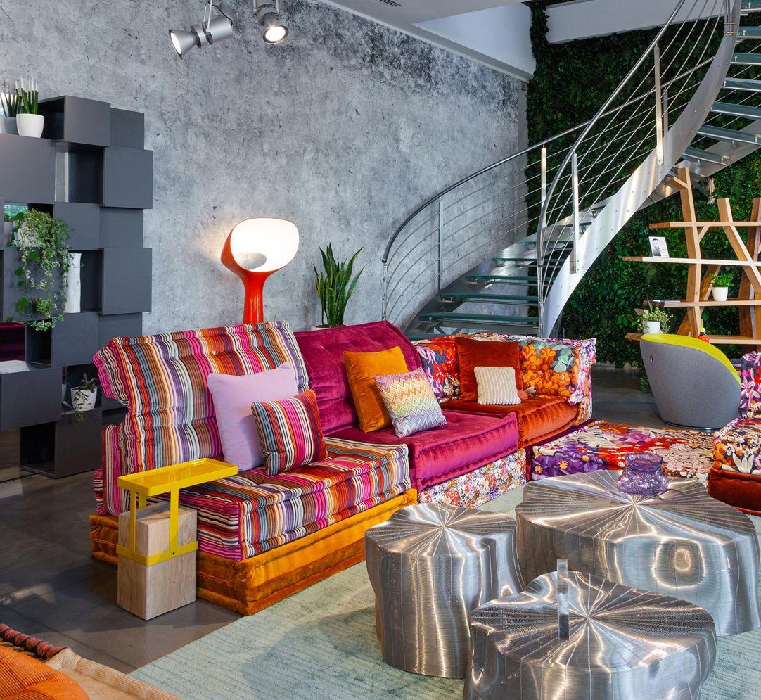 Best roche e bobois photos home design for Magri arreda cucine moderne