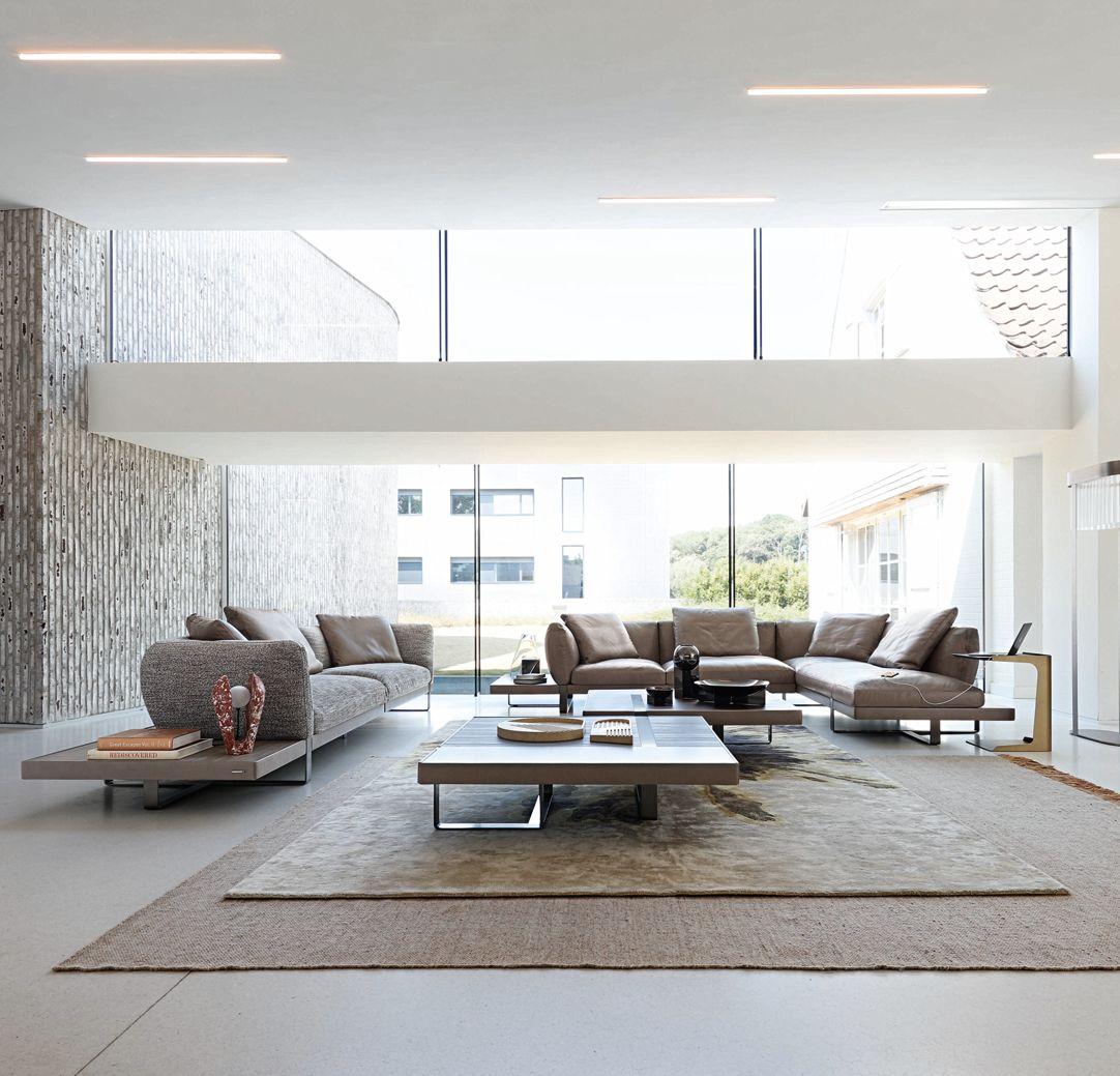 Beautiful Salon Contemporain Roche Bobois Photos - House Design ...