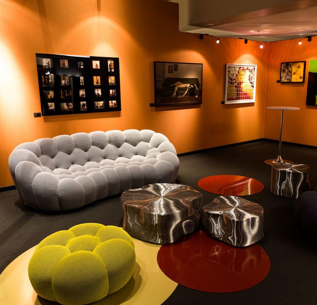 l'appartement du collectionneur - roche bobois