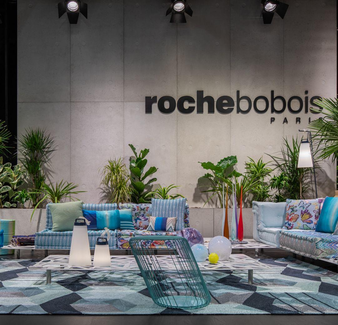 IMM MESSE KÖLN 2019 - Roche Bobois