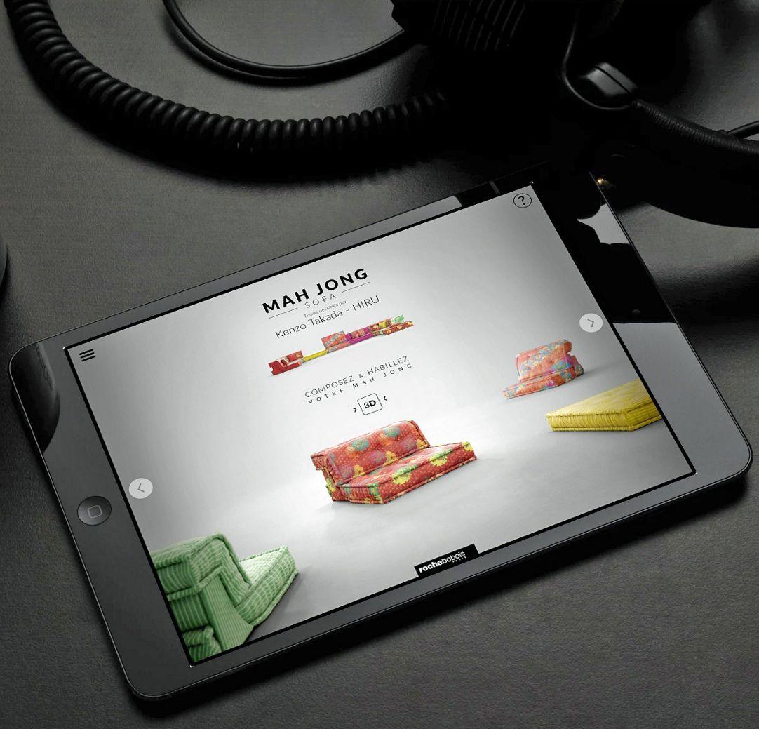 App Mah Jong 3d Roche Bobois