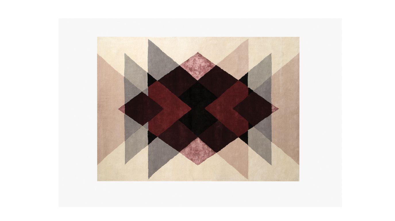 you me rug roche bobois. Black Bedroom Furniture Sets. Home Design Ideas