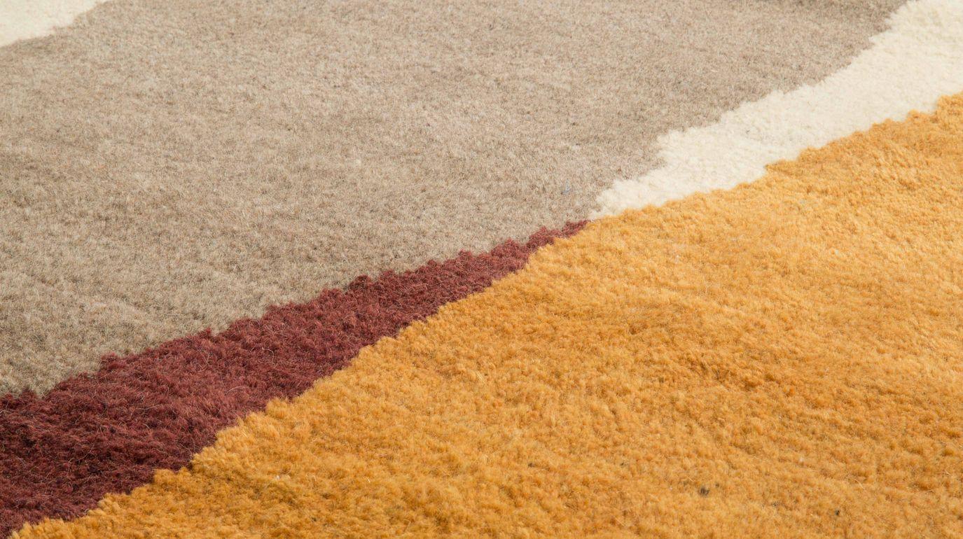 fusion sunset rug roche bobois. Black Bedroom Furniture Sets. Home Design Ideas