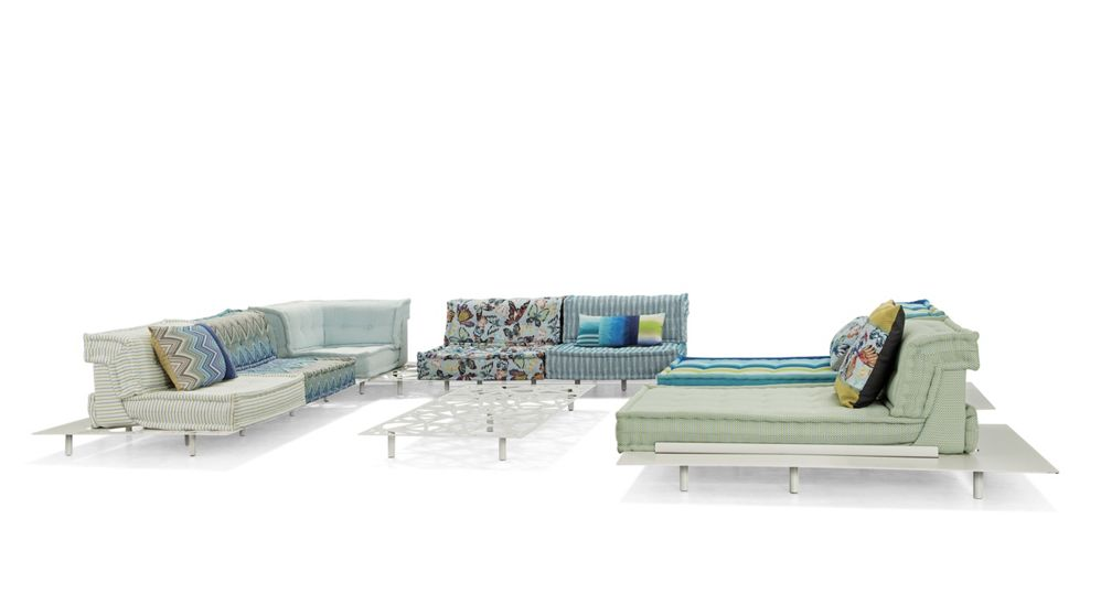 fb9d6cac4e98 OUTDOOR FURNITURE: all Roche Bobois products