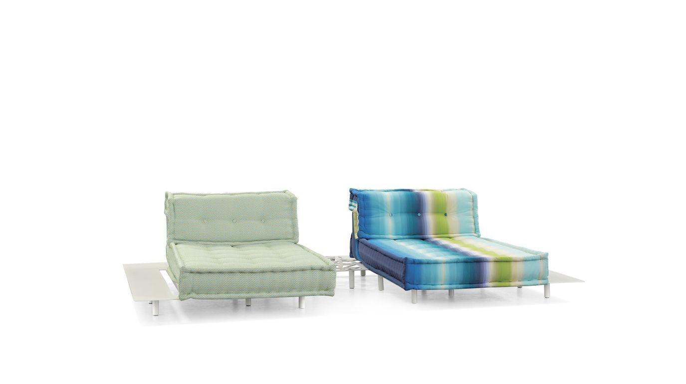 MAH JONG OUTDOOR Modular sofa - Roche Bobois