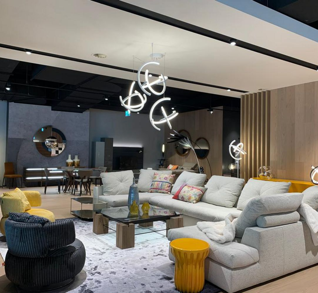 Roche Bobois Showroom Sion Conthey 1964