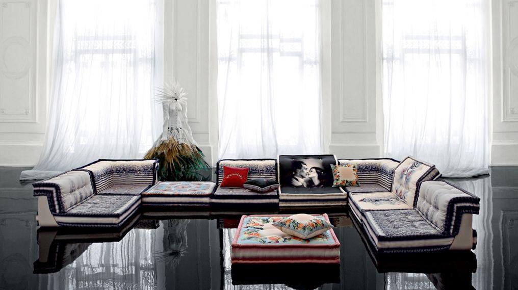 Collection Jean Paul Gaultier Roche Bobois