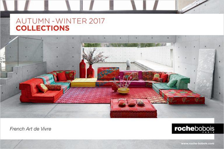 catalogues roche bobois. Black Bedroom Furniture Sets. Home Design Ideas